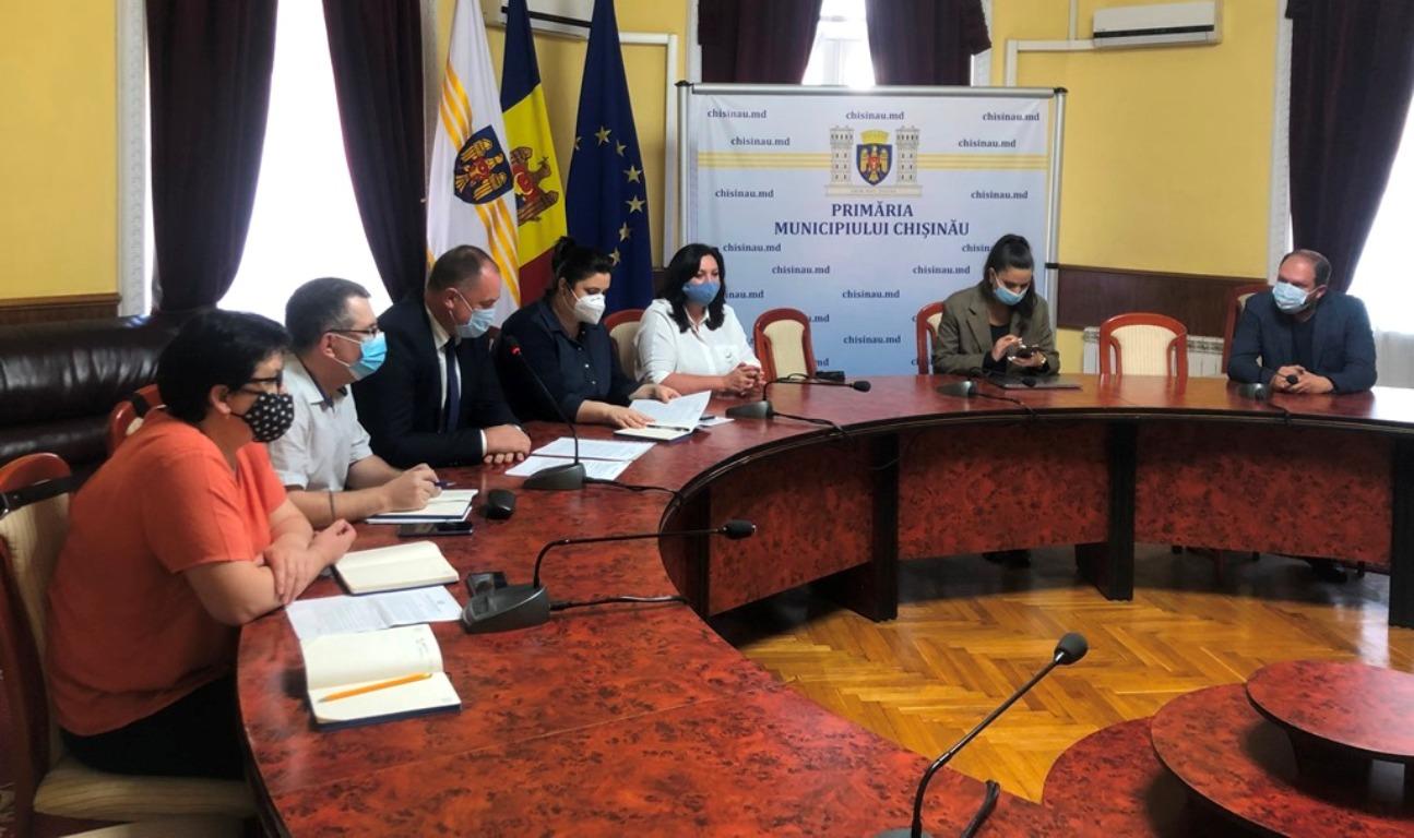 Curtea de Conturi a Republicii Moldova (CCRM) va realiza misiuni de audit la municipiile Chișinău și Bălți, conform programului activității de audit pe anul 2021.