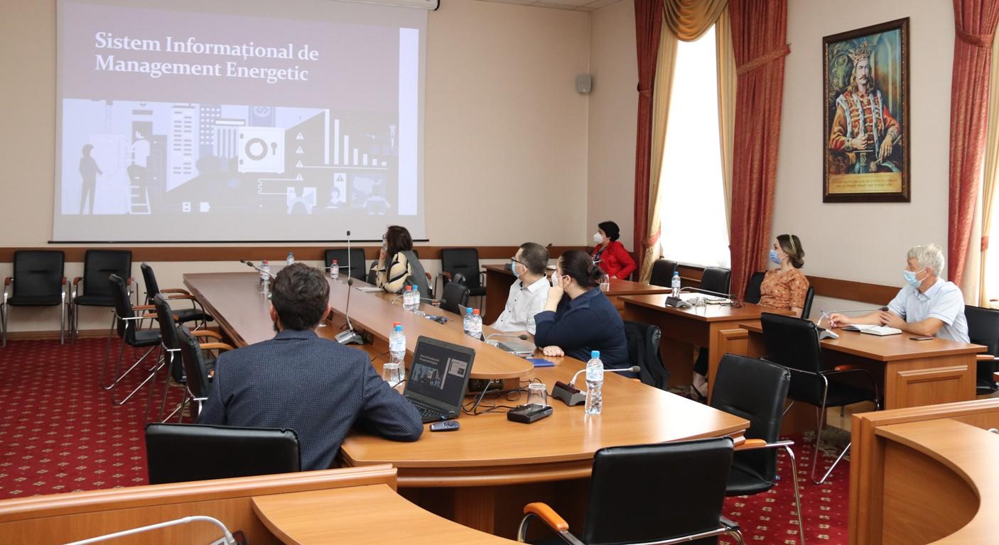 Pe 15 septembrie, la Curtea de Conturi a Republicii Moldova (CCRM) a avut o întâlnire de lucru cu reprezentanții AO Green City Lab din Moldova.