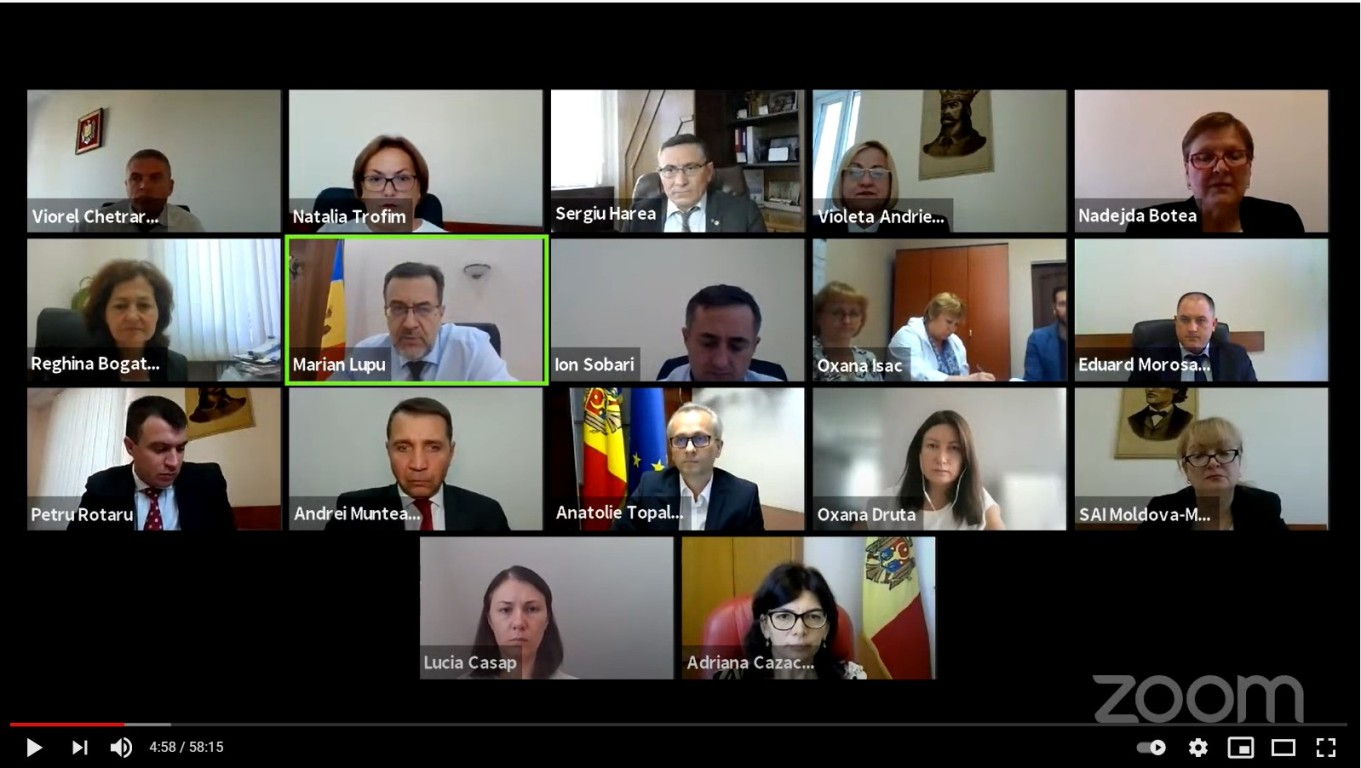 """Curtea de Conturi a Republicii Moldova (CCRM), la data de 10 septembrie curent, a examinat în cadrul ședinței online, Raportul auditului rapoartelor financiare ale Proiectului """"Reforma învățământului în Moldova"""" încheiate la 31 decembrie 2020."""